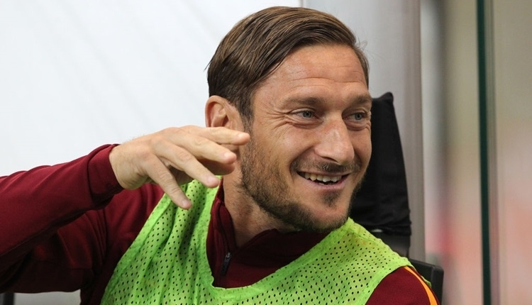 Francesco Totti antrenör oluyor