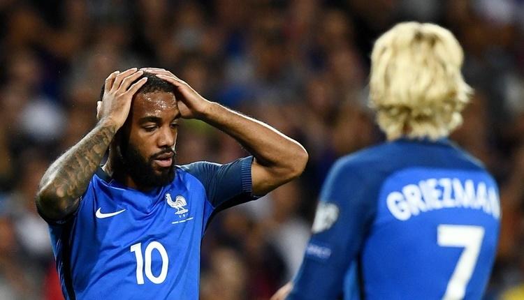 Fransa - Lüksemburg maçı özeti İZLE
