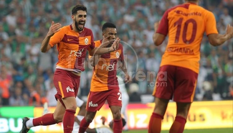 Galatasaray, Bursaspor'a kabusu yaşatmaya devam etti