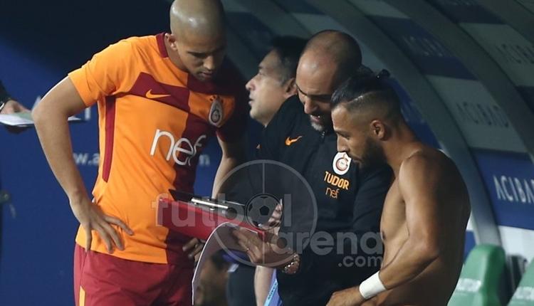 Galatasaray deplasman serisini geliştirdi! Igor Tudor...