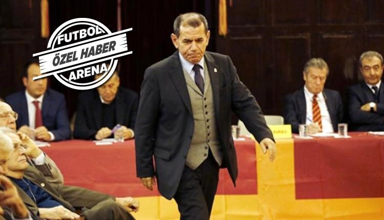 Galatasaray Divan kurulu'nda dikkat çeken gelişme
