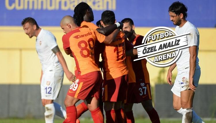 Galatasaray Eyüp maçı özeti ve golleri İZLE