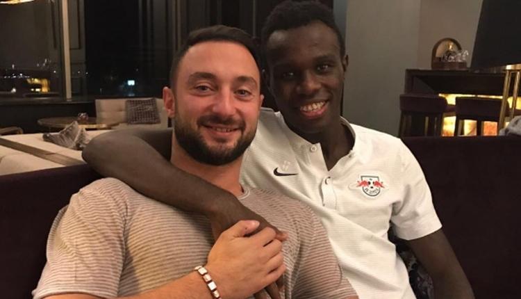 Galatasaray İdari Menajeri Mert Çetin'den Bruma'ya ziyaret