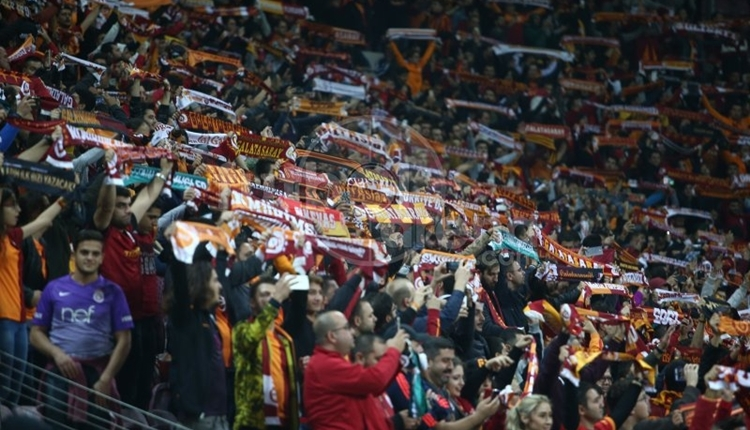 Galatasaray - Karabükspor maçını kaç bin taraftar izledi?