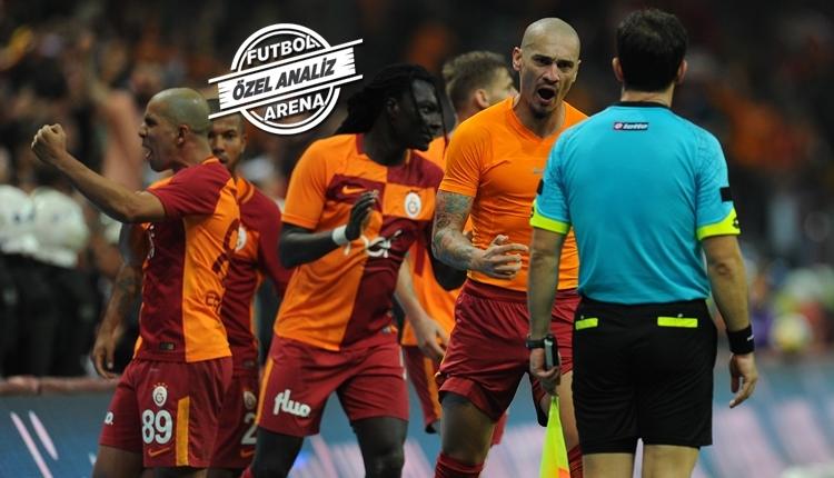 Galatasaray sezonun rekorunu kırdı