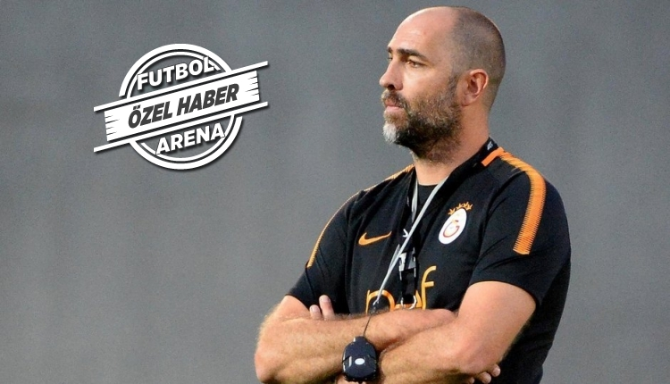 Galatasaray teknik direktörü Igor Tudor herkesi şaşırttı