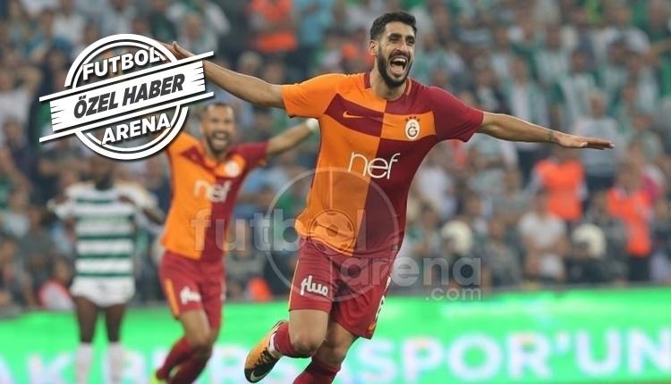 Galatasaray, Tolga Ciğerci raporunu milli takıma gönderdi