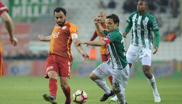 Galatasaray ve Bursaspor'un golsüz maçı yok!