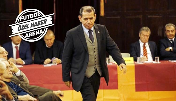 Galatasaray yönetiminde yabancı kuralı hakkında bildiri ayrılığı