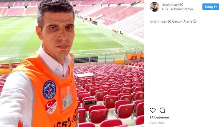 Galatasaray'a hakaret eden stat görevlisi kovuldu