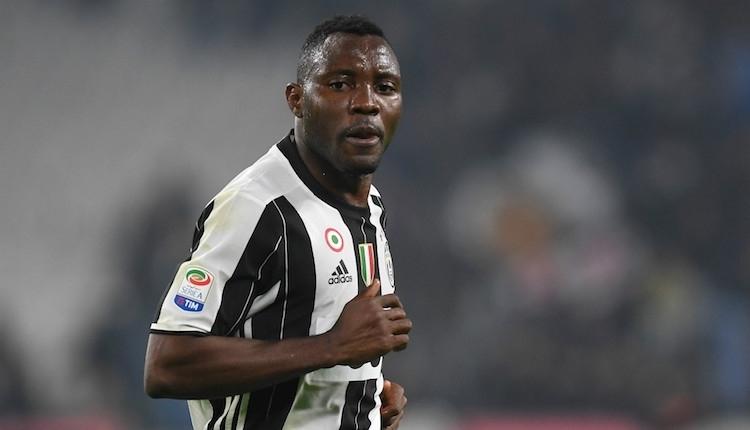 Galatasaray'a Kwadwo Asamoah'tan transfer sözü