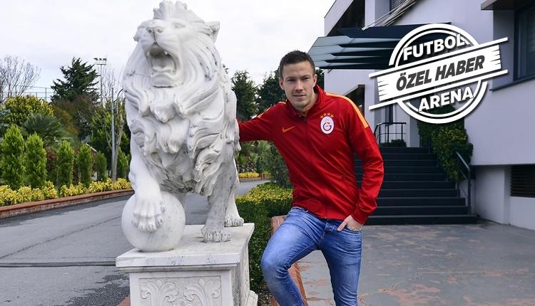 Galatasaray'a Martin Linnes'ten müjdeli haber