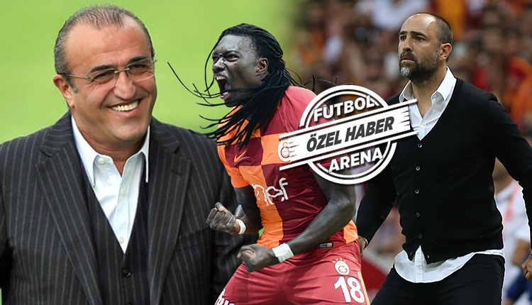 Galatasaray'da Abdurrahim Albayrak'tan Tudor'a övgü