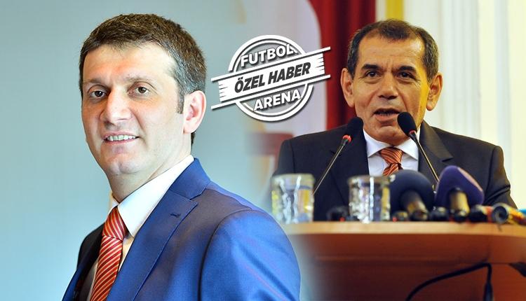 Galatasaray'da Alper Narman'a yeni görev