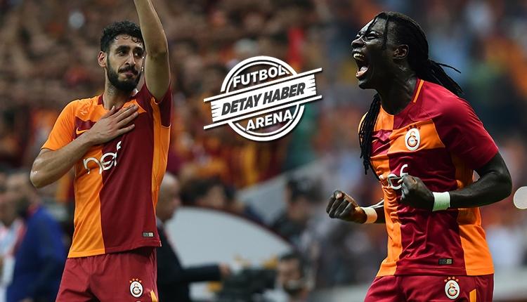 Galatasaray'da Bafetimbi Gomis ve Tolga Ciğerci Avrupa'da 2. sırada