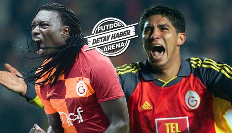 Galatasaray'da Bafetimbi Gomis'ten müthiş başarı