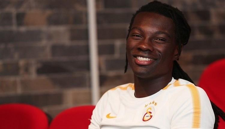 Galatasaray'da Bafetimbi Gomis'ten transfer itirafı