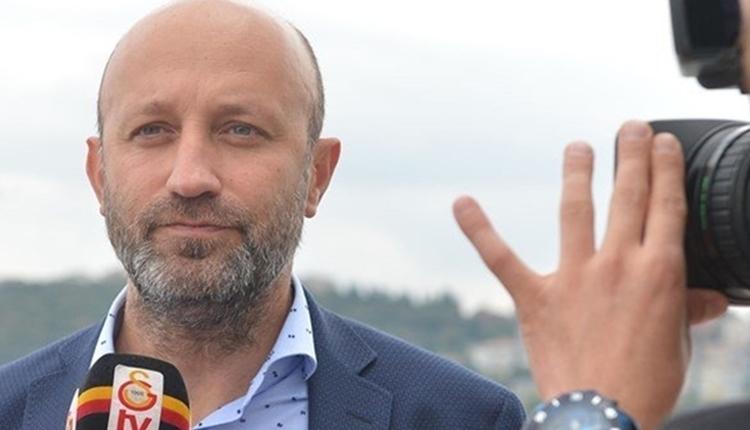 Galatasaray'da Cenk Ergün'den Gomis tespiti