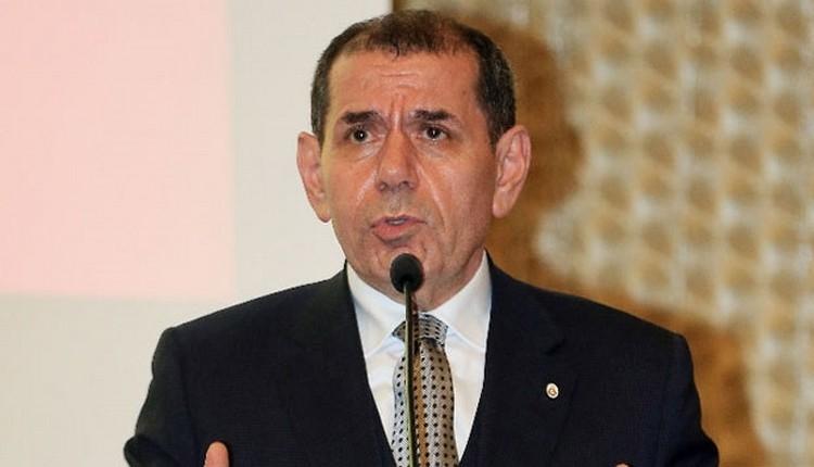 Galatasaray'da Dursun Özbek açıkladı! Yeniden aday olacak mı?