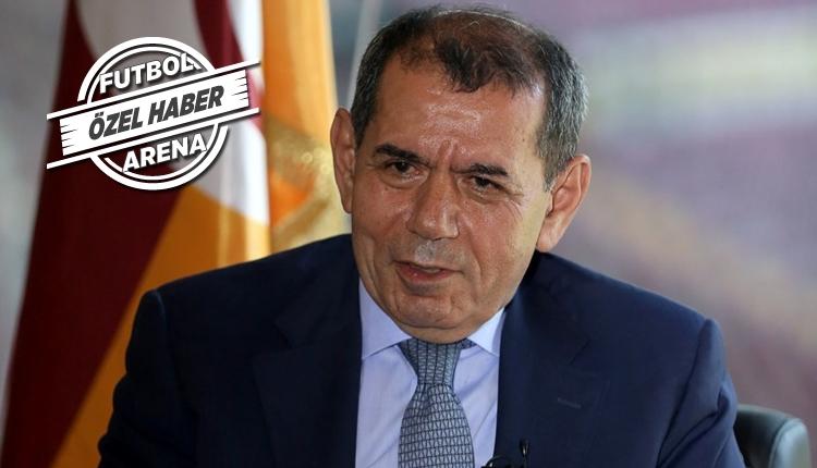 Galatasaray'da Dursun Özbek'e 'oh' çektiren iki futbolcu