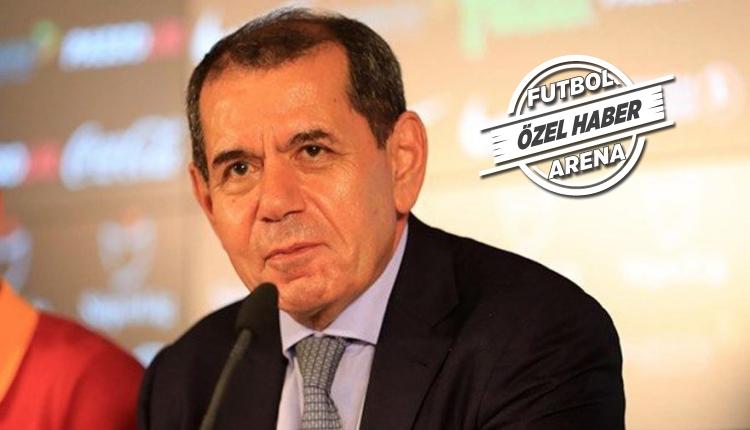 Galatasaray'da Dursun Özbek'in kadro tespiti