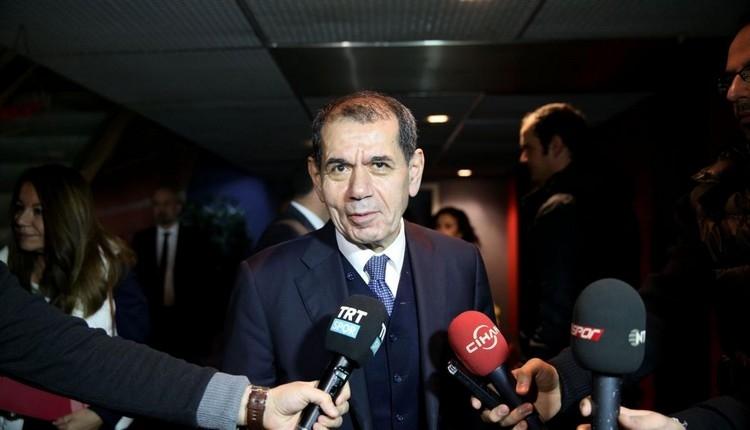 Galatasaray'da Dursun Özbek'in şampiyonluk iddiası
