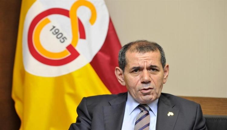Galatasaray'da Dursun Özbek'in yeni lakabı ''transfer baronu''