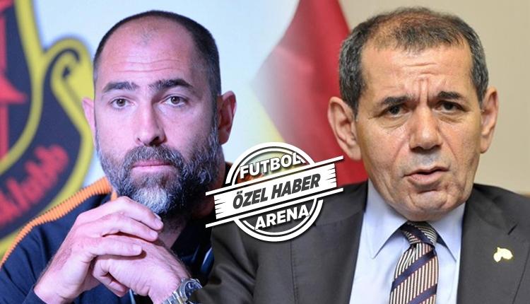 Galatasaray'da Dursun Özbek'ten Igor Tudor'a transfer talimatı