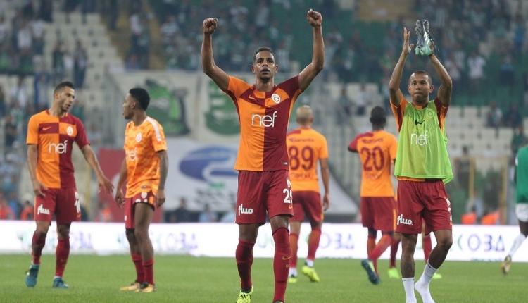 Galatasaray'da fark yaratan isimler Fernando ve Belhanda