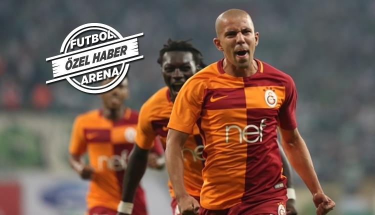 Galatasaray'da Feghouli'ye Igor Tudor'dan Karabükspor uyarısı