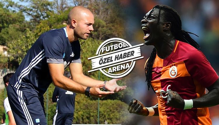 Galatasaray'da Gomis'i ateşleyen isim: Pieter Jacobs