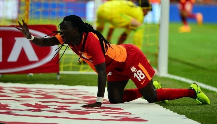 Galatasaray'da Gomis'ten itiraf!