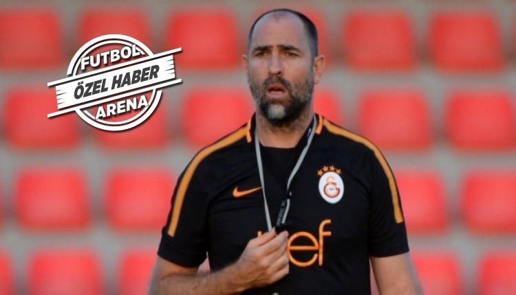 Galatasaray'da Igor Tudor : ''Performans düşüklüğünü antrenmanda bile hissetmiştim'