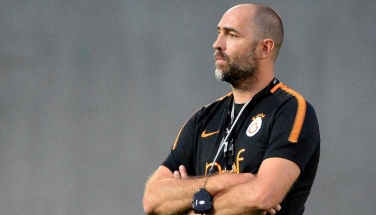 Galatasaray'da Igor Tudor: ''İyi sonuçlar alıyoruz ama...''