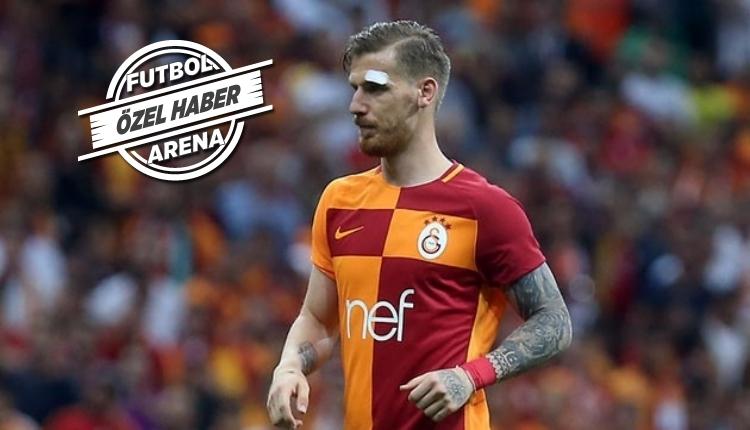 Galatasaray'da Igor Tudor, Serdar Aziz'i tercih etti