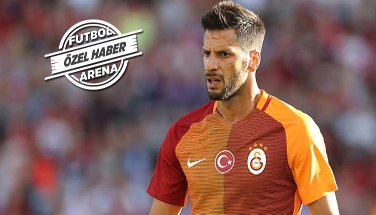 Galatasaray'da Tudor'dan Hakan Balta kararı
