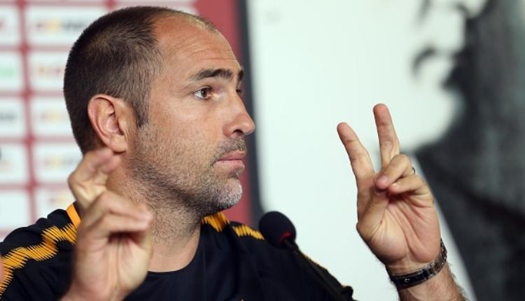 Galatasaray'da Igor Tudor'dan Karabükspor talimatı