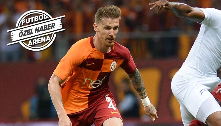 Galatasaray'da Igor Tudor'dan Serdar Aziz'e tebrik