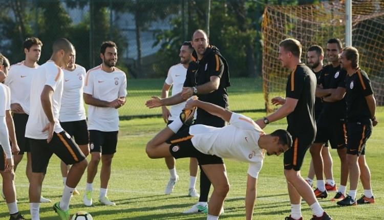 Galatasaray'da Igor Tudor'dan yeni motive kaynağı