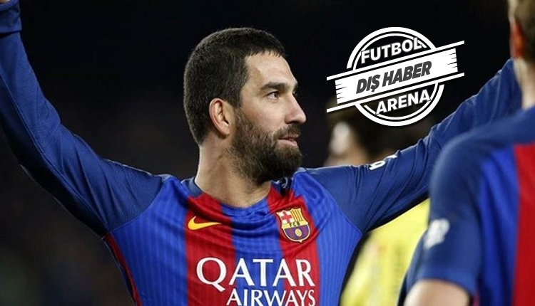 Galatasaray'da Katalan radyosundan son dakika Arda Turan iddiası