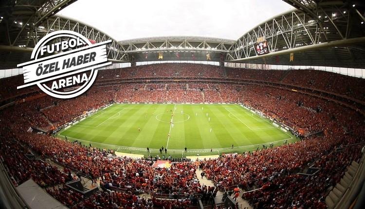 Galatasaray'da kombinelerin bitmesine 1000 koltuk