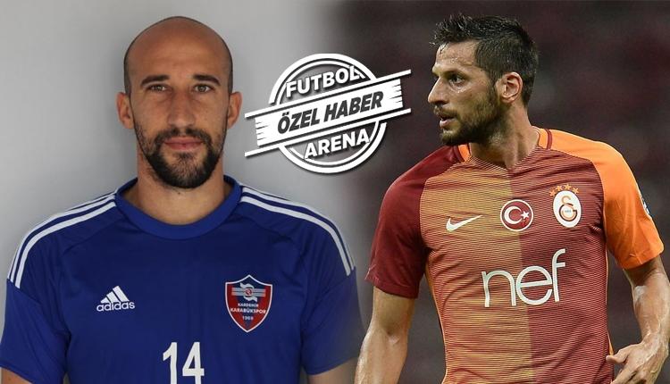 Galatasaray'da Latovlevici ve Hakan Balta zirvesi