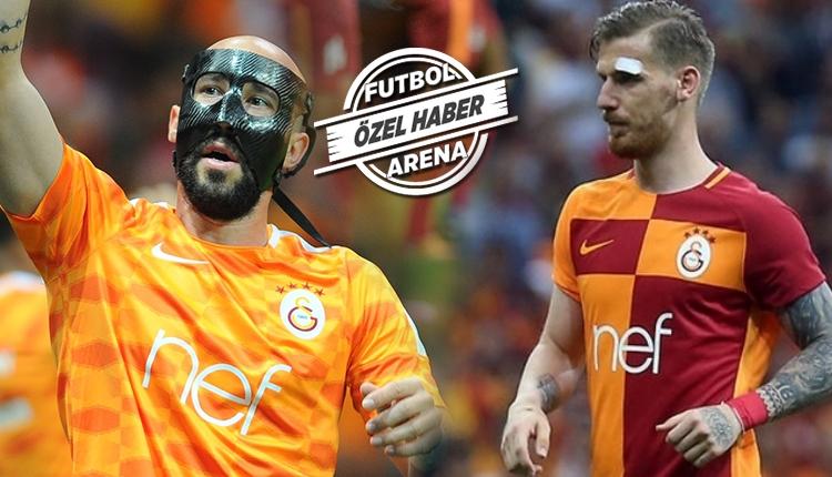 Galatasaray'da Latovlevici ve Serdar Aziz sakat mı?