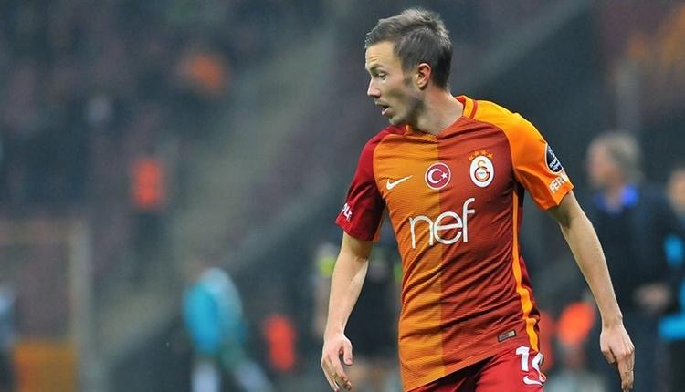 Galatasaray'da Latovlevici'nin yerine Martin Linnes