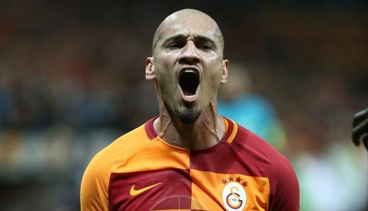 Galatasaray'da Maicon Süper Lig'in en iyisi!