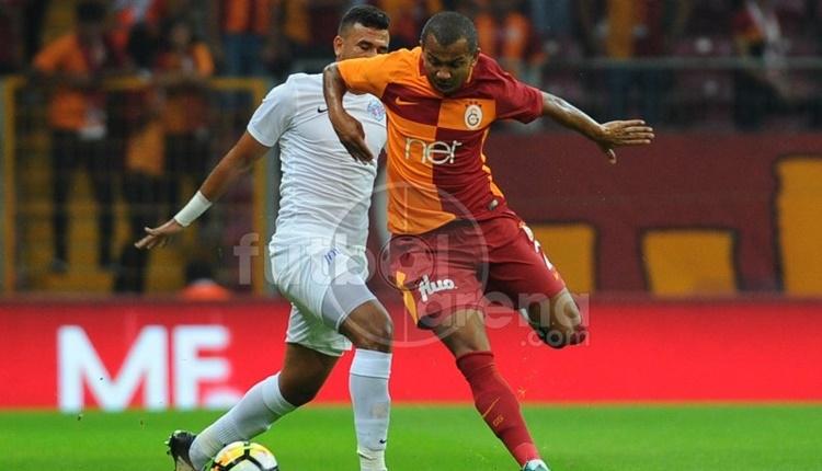 Galatasaray'da Mariano'dan harika performans