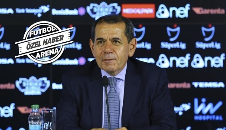 Galatasaray'da ödemeleri bizzat Dursun Özbek yönetiyor