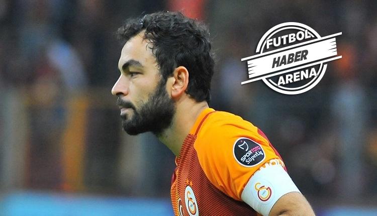 Galatasaray'da Selçuk İnan iddiası! Ocak'ta Süper Lig'de başka takımda...