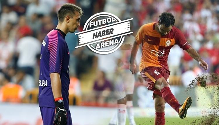 Galatasaray'da Selçuk İnan sonunda patladı