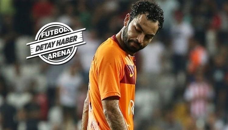 Galatasaray'da Selçuk İnan'ın büyük düşüş